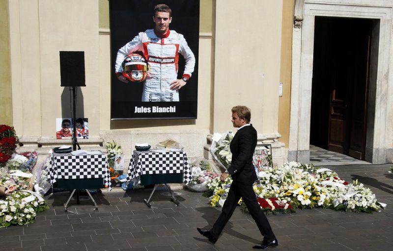 Nice Berikan Penghormatan untuk Jules Bianchi