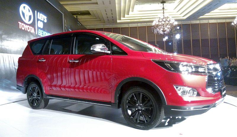 Toyota Innova Venturer (Foto: Santo/Okezone)