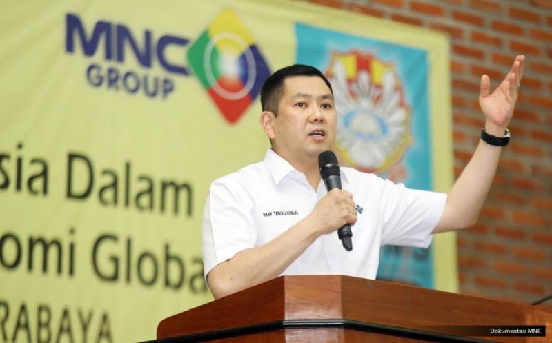 Strategi Hary Tanoe Dorong MNC Media ke Peringkat Nomor 1
