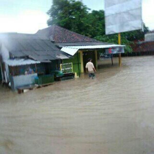 Sungai Meluap, Enam Desa Di Kabupaten Kuningan Diterjang