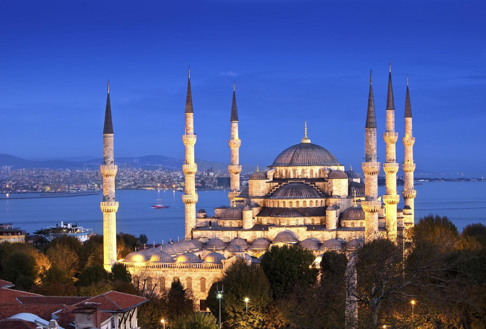 Subhanallah, Ini 5 Bangunan Masjid Paling Indah di Dunia