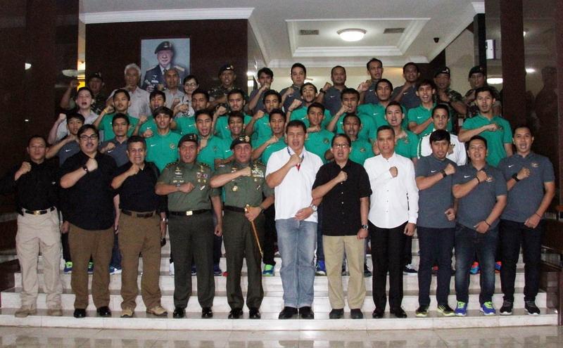 Jadwal Timnas Indonesia di AFF Futsal Championship 2016 : Okezone Bola