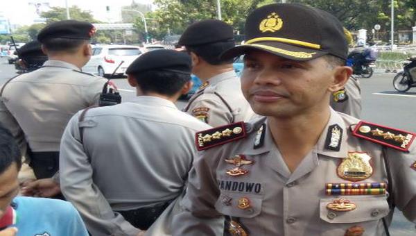 Kapolrestabes Bandung Sebut Perusak Mobil FPI Bukan Anggota GMBI