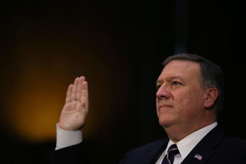 Mike Pompeo Dikonfirmasi Jadi Direktur CIA Kabinet Trump