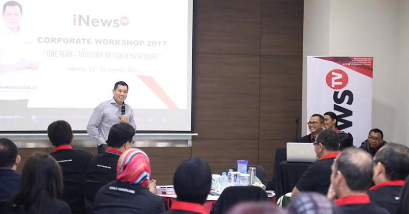 INews TV: INews TV Akan Jadi TV Berita Terbesar Di Indonesia