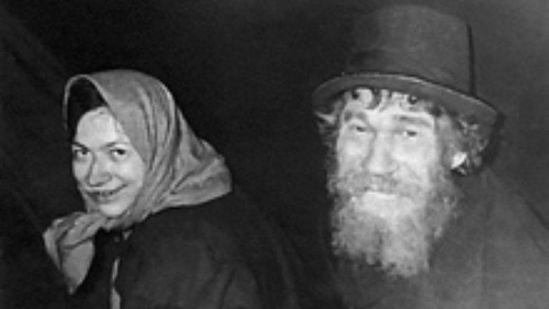 Karp Lykov dan putrinya Agafia (Foto: Smithsonian.com)