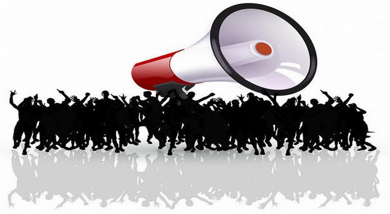 Ratusan Sopir Angkot di Manado Gelar Demo