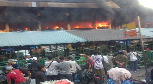 Asuransi Korban Kebakaran Pasar Senen dalam Pencairan