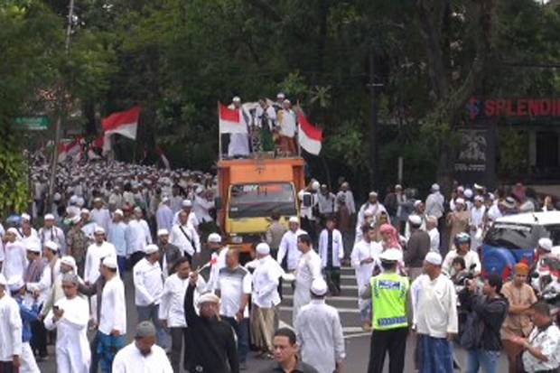 Kasus Habib Rizieq, API Jabar Tantang Sukmawati Debat