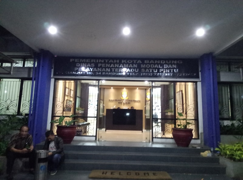 BPPT Kota Bandung. (Foto: CDB Yudistira/Okezone)