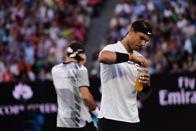 Gagal Raih Trofi, Nadal: Saya Sudah Maksimal