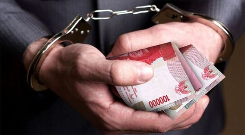 Korupsi Rp930 Juta, Tajudin Divonis 2,5 Tahun Penjara