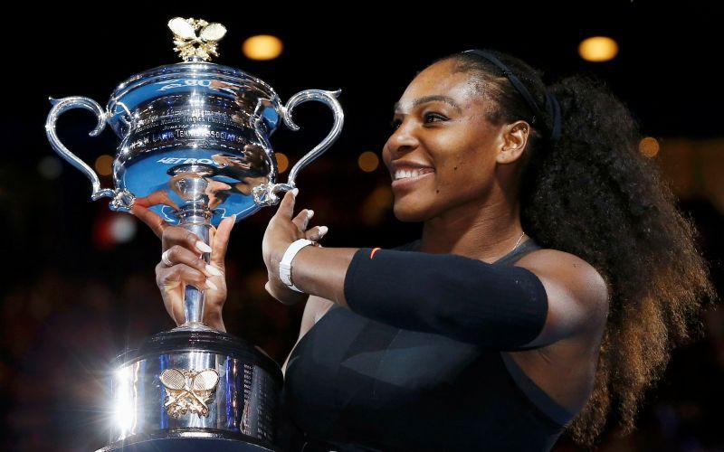 Diunggulkan untuk Raih Gelar Ke-24 Grand Slam, Serena Akui Tak Ingin Jemawa