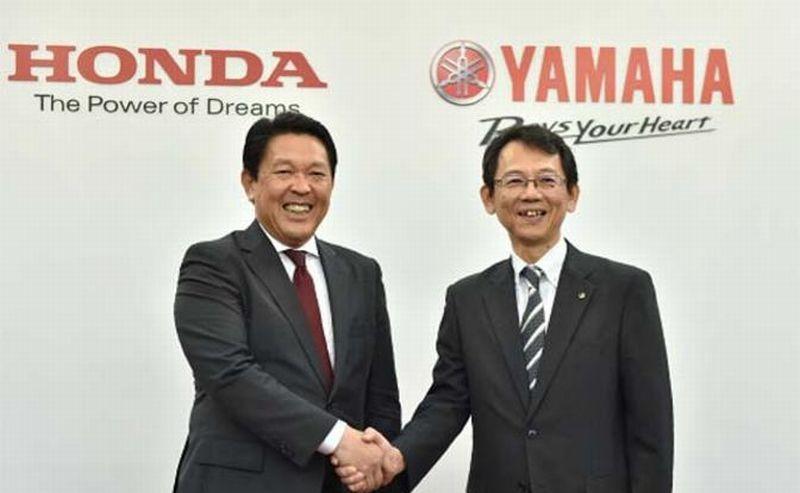 Tampaknya, Kemesraan Honda & Yamaha Tak Berlanjut ke Indonesia