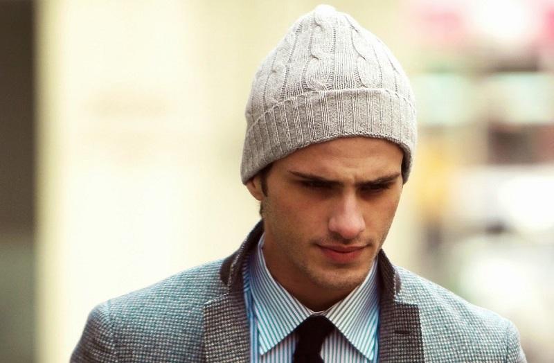 Guys Beda Gaya Rambut Beda Pula Cara Kenakan Topi Kupluk Okezone Lifestyle