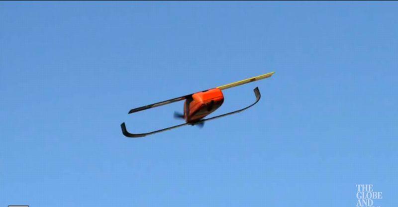 Perdix, Drone seperti Serangga yang Bisa Berkawan