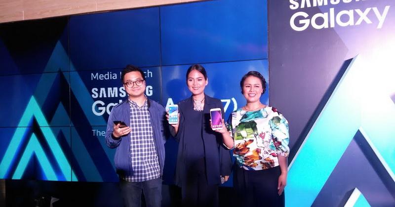 Hadapi Asus Zenfone 3, Samsung Boyong Galaxy A (2017)