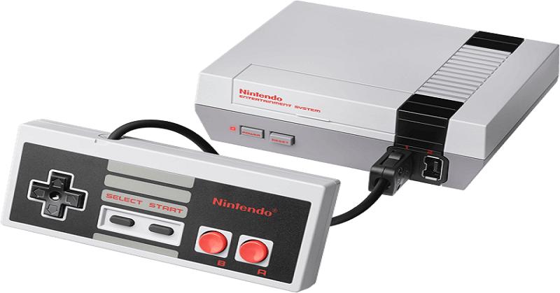 NES Classic Bangkitkan Kejayaan Nintendo