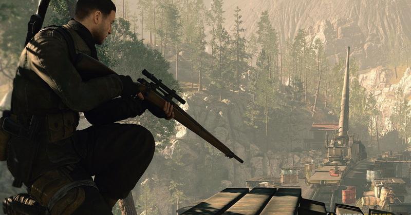Sniper Elite 4 Tampil Maksimal di PS4 Pro