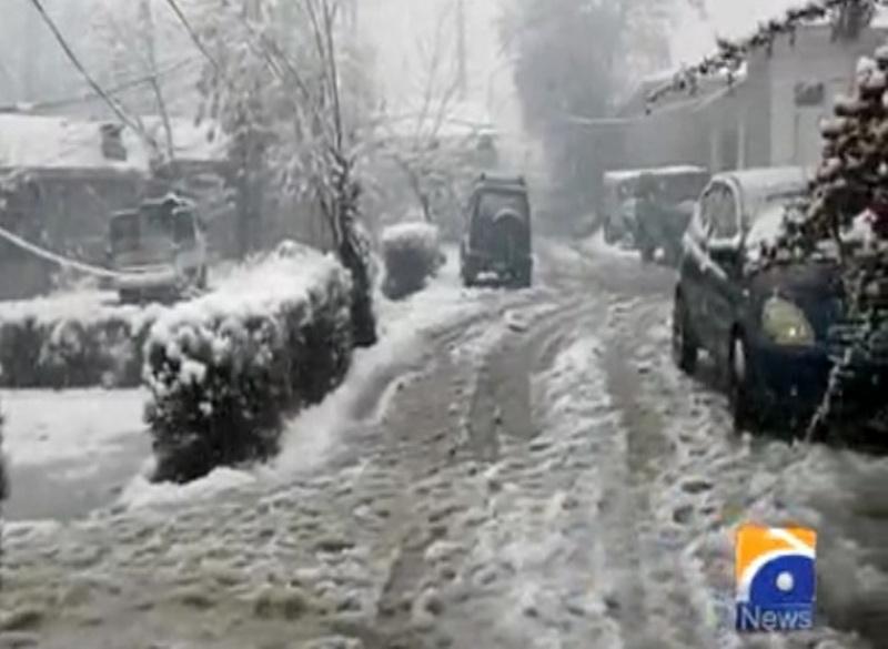 Salju Longsor di Pakistan Tewaskan 14 Orang