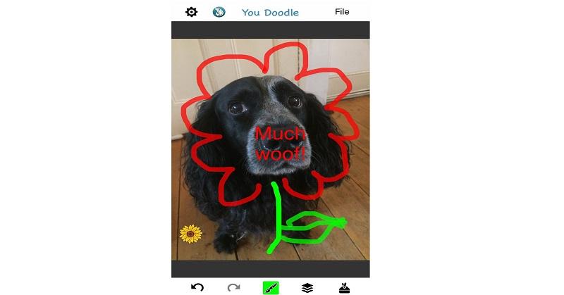 Daftar Aplikasi Corat Coret Foto Untuk Iphone Okezone Techno