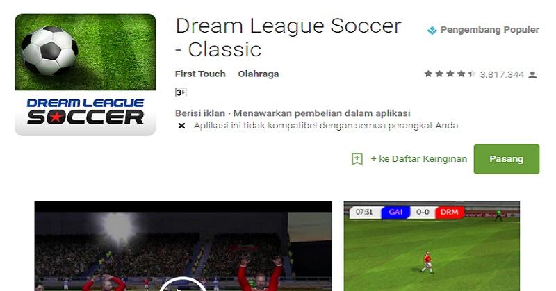 Deretan Game Sepakbola Terbaik untuk Android (1)