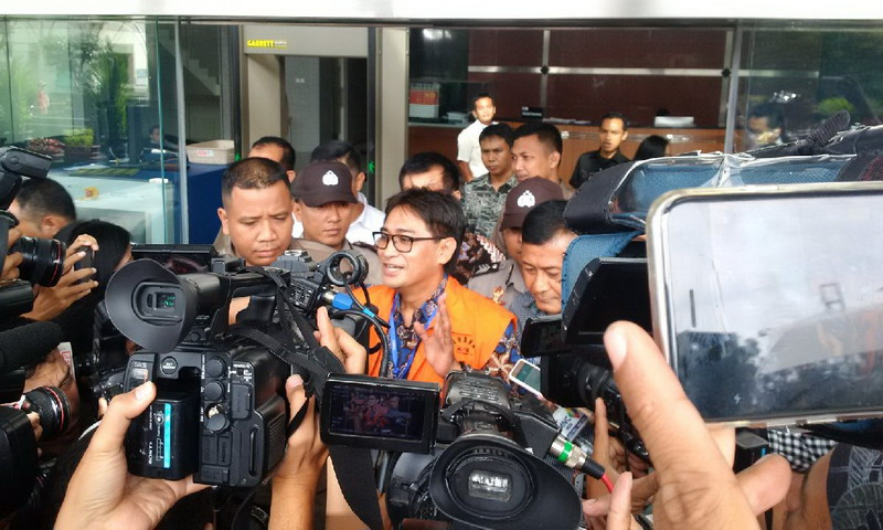 Choel Mallarangeng Resmi Ditahan KPK