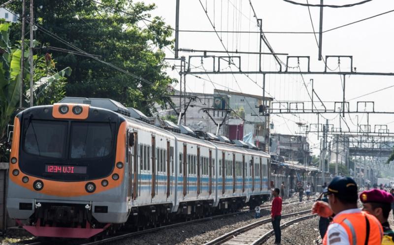 Asik, Jalur KRL Parung Panjang-Citayam Segera Dibangun