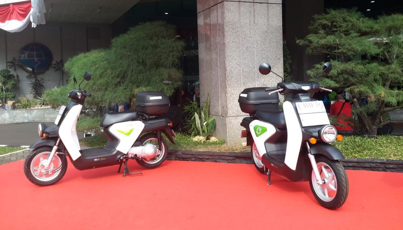 Honda EV Neo (Okezone)
