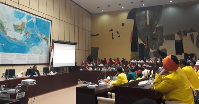 RDP dengan Pansus RUU Pemilu, 4 Parpol Baru Minta Presidential Threshold Dihapus
