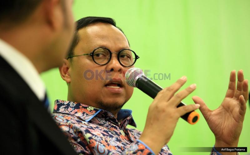 DPR: Presidential Threshold Dinilai Inkonstitusional