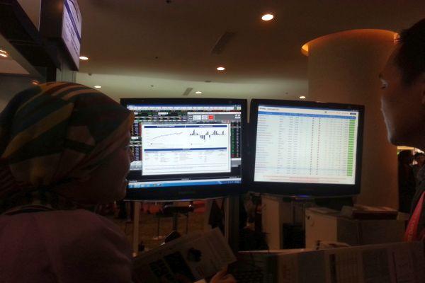 Perdagangan opsi di pasar saham