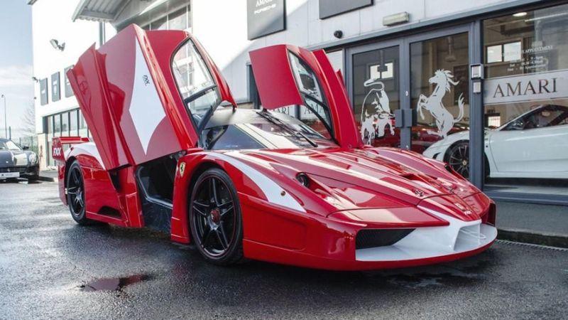Dibutuhkan Uang Rp159 Miliar untuk Boyong Supercar Langka Ini