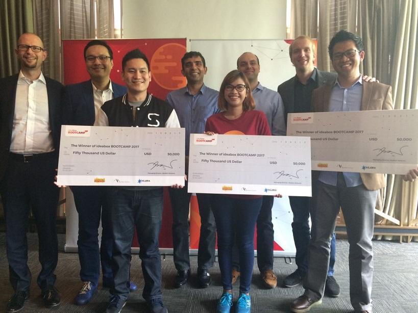 Startup Layanan Bea Cukai hingga Persewaan Kantongi USD50 Ribu dari Ideabox