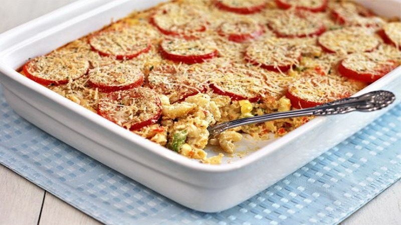 resep pilihan veggie macaroni amp cheese bekal untuk