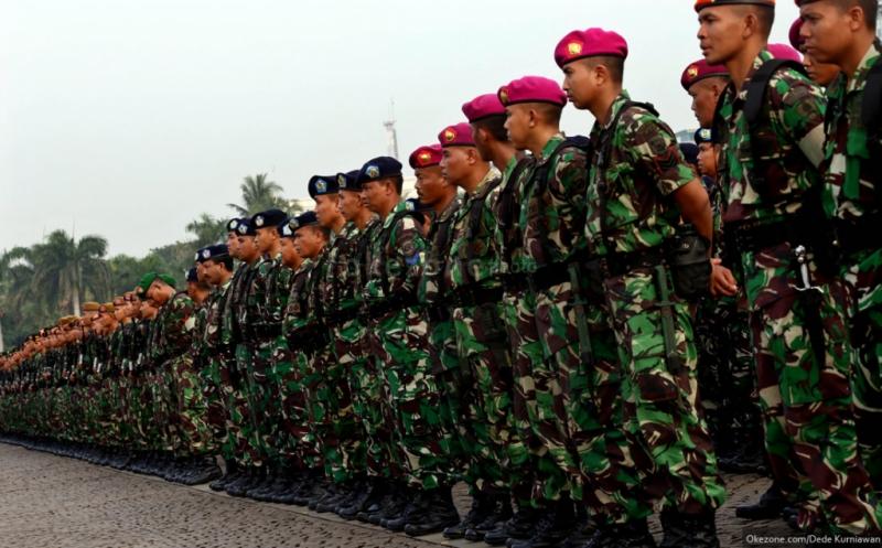 740 Koleksi Gambar Keren Tentara Indonesia Terbaik
