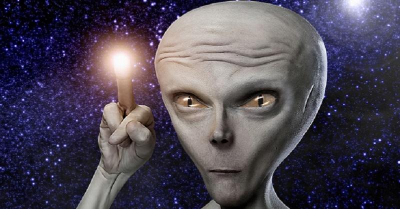 Begini Cara Alien Berkomunikasi dengan Manusia