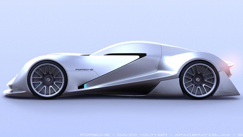 Desain mobil otonom karya mahasiswa (Carscoops)