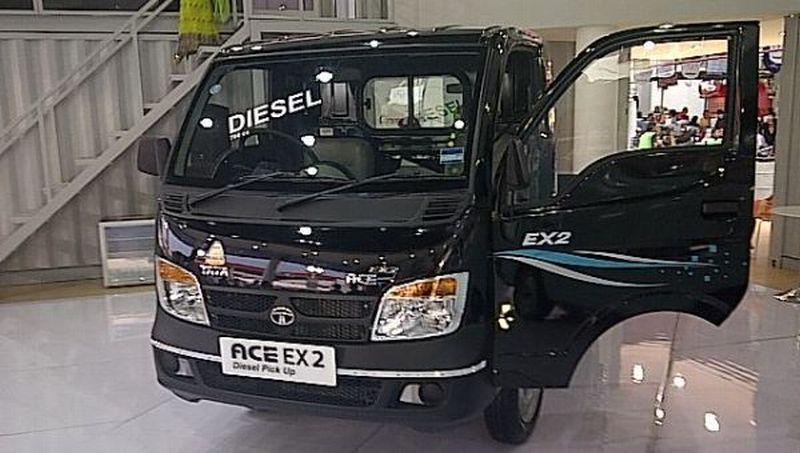 Tata Ace EX2 (Foto: Okezone)