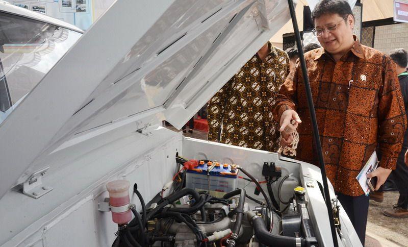 Mobil perdesaan (Foto: Kemenperin)