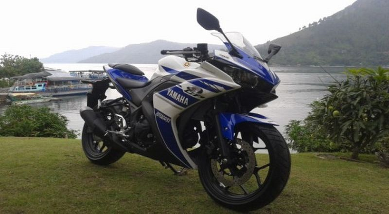 Yamaha YZF-R25 (Foto: Okezone)
