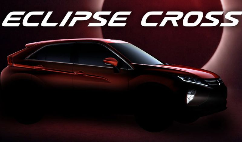 Mitsubishi Eclipse Cross (Carscoops)