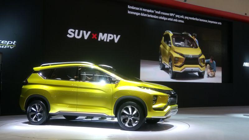 Pertumbuhan penjualan SUV dinilai tak akan sampai kalahkan dominasi MPV (Foto: Okezone)