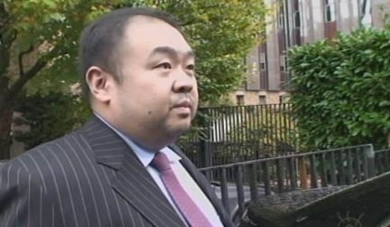 Saudara Tiri Penguasa Korut, Kim Jong-nam. (Foto: Washington Time)