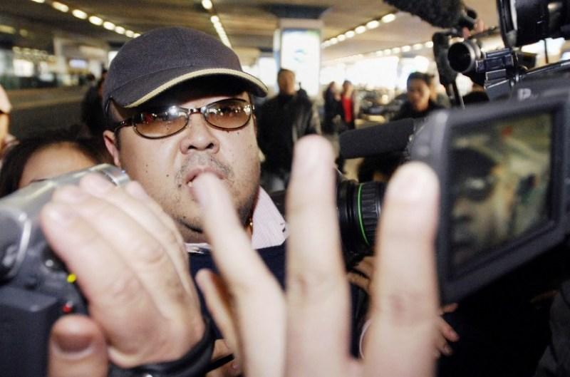 Kakak tiri Kim Jong-un, Kim Jong-nam, saat ditahan di China pada 2007 (Foto: AFP)