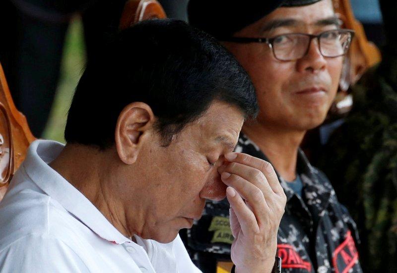 Presiden Filipina Rodrigo Duterte (Foto: Erik De Castro/Reuters)