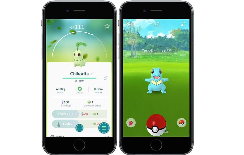 80 Pokemon Baru Bakal Hadir di 'Pokemon Go'