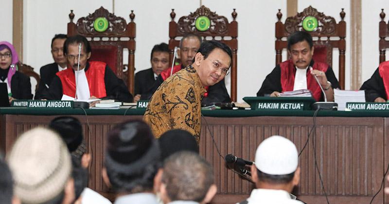 Wah... Hakim Yang Menyidangkan Kasus Ahok Meninggal Dunia