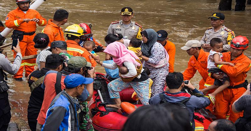 Image Result For Banjir Jakarta