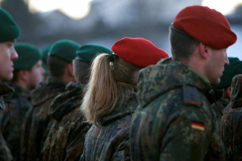 Tentara Jerman. (Foto: Reuters)